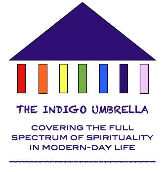 The Indigo Umbrella logo